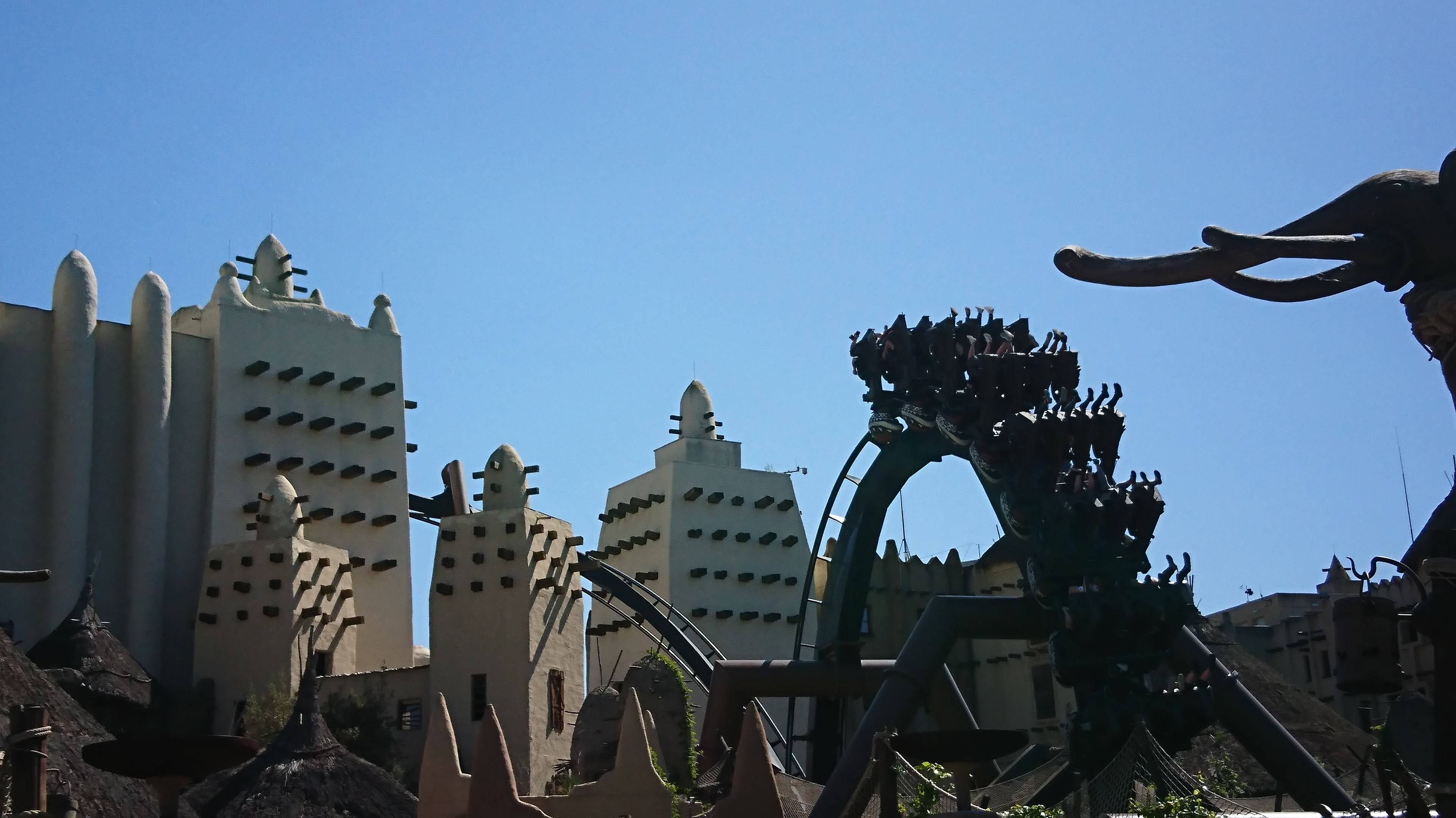 Black Mamba im Phantasialand